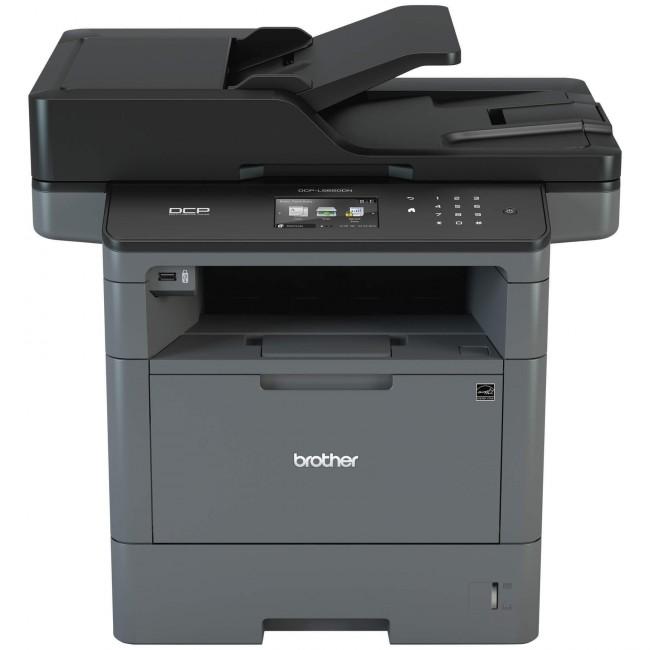 Impressora Multifuncional Brother 5652 DCP L5652DN Laser Mono