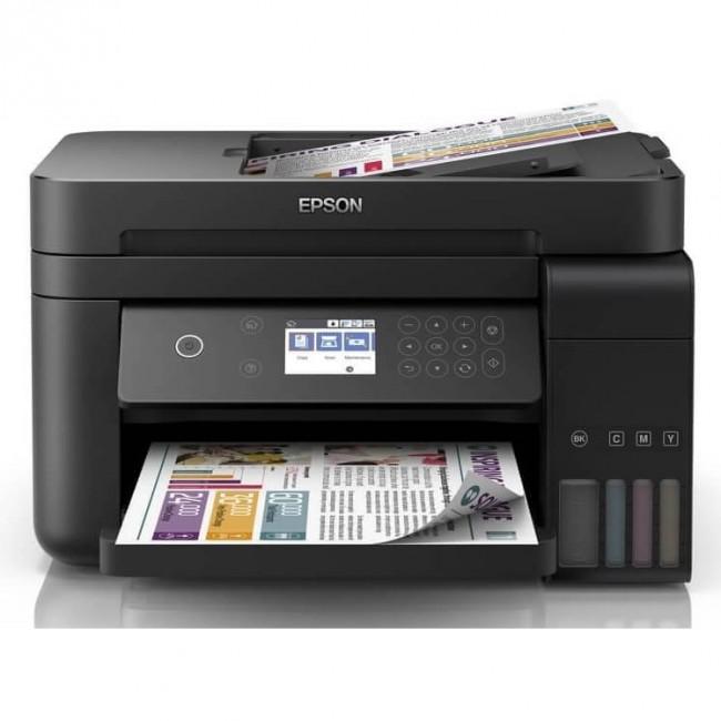 Impressora Epson EcoTank L6171 Multifuncional WiFi