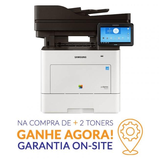 Multifuncional Samsung 4062 SL-C4062FX Laser Color