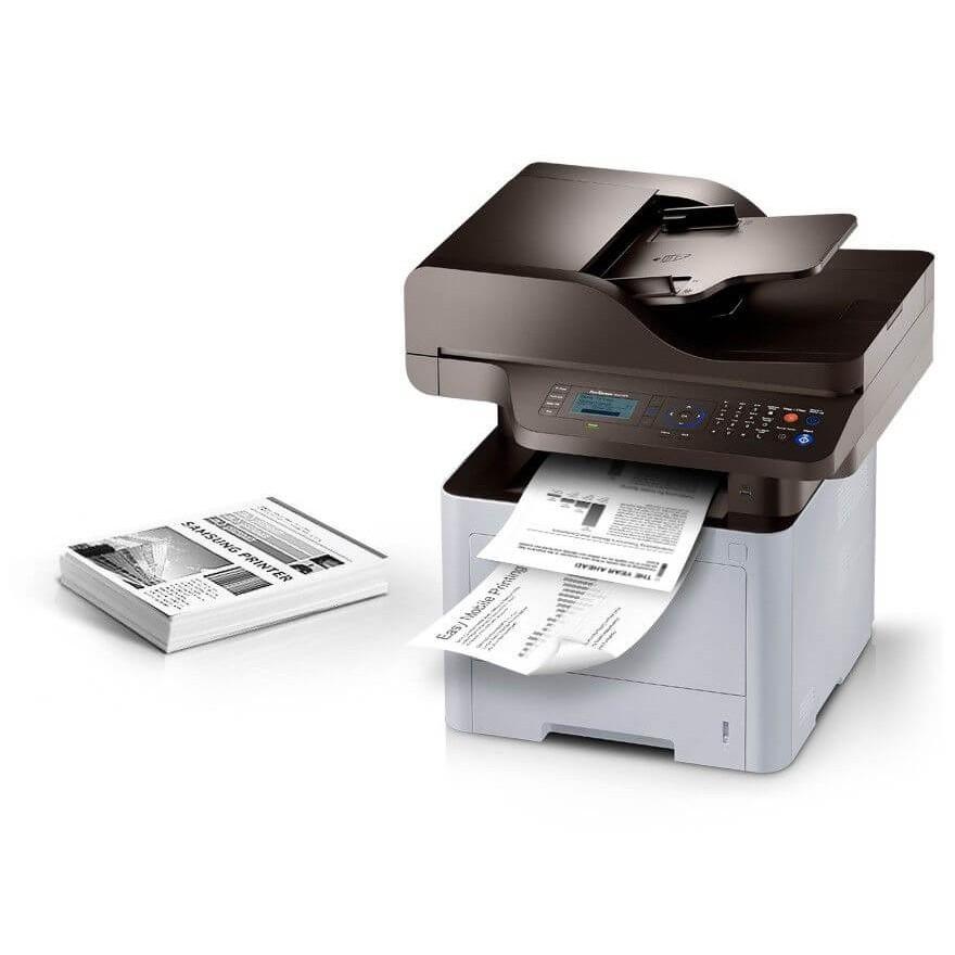 e80219846507a Impressora Multifuncional Samsung SL M4070FR Laser