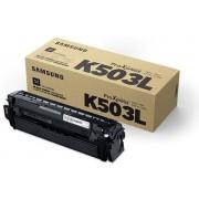 Toner Samsung CLT-K503L Preto Alto Rendimento