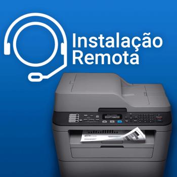 Instalação remota de multifuncionais, impressoras e scanners