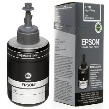 Garrafa Epson 774 T774120 Preta p/ M105, M205, L606, L656 e L1455