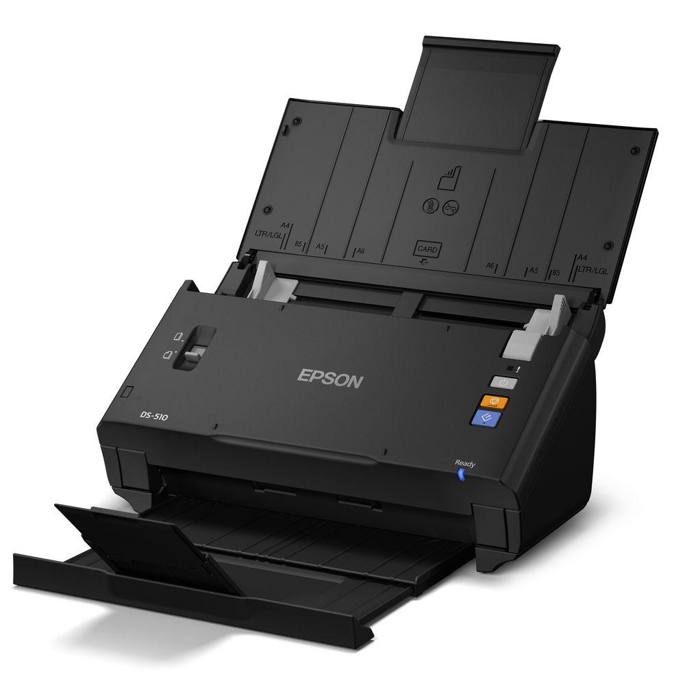 Scanner Epson DS - 510 Workforce
